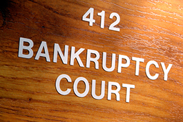 do I need bankruptcy trustee to go to bankruptcy court